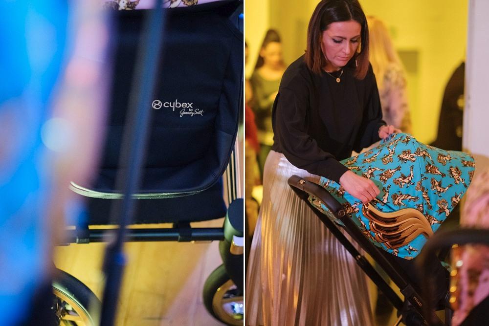 Wózki CYBEX na Berlin Fashion Week