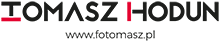 logo firmy Tomasza Hoduna - fotografa z Białegostoku